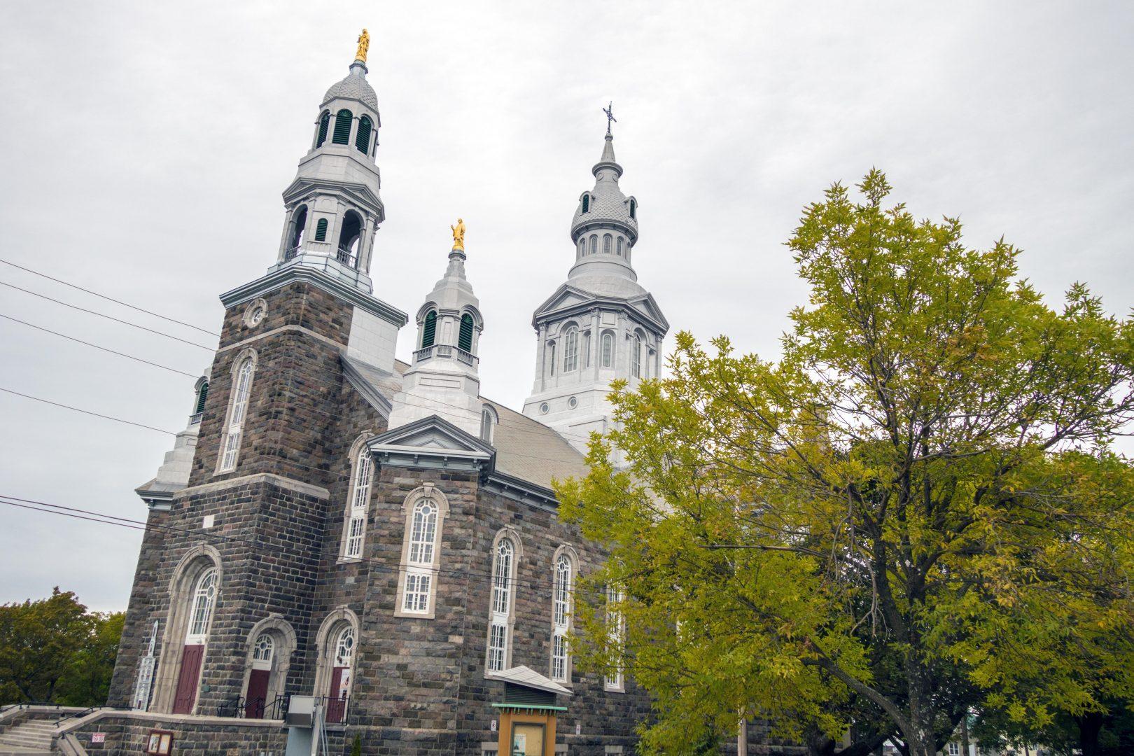 L'église à Trois-Pistoles